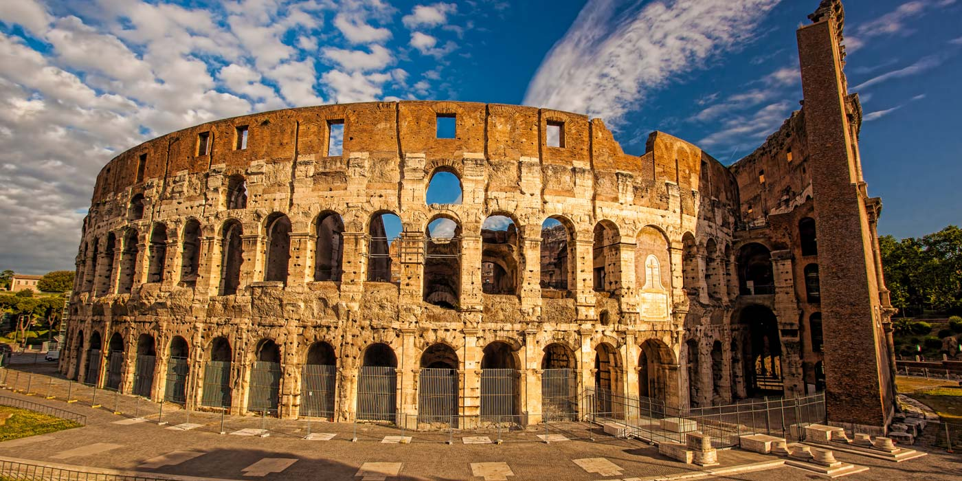 Architectural Extravagance of The Colosseum of Rome