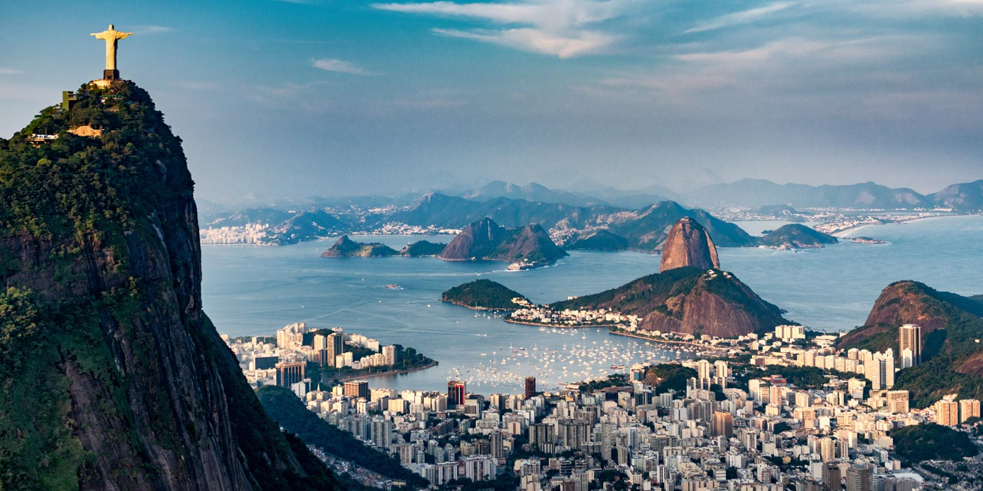 Expeditions to The Olympic Host City, Rio