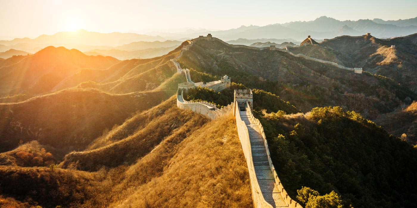 Magical Adventures At The Great Wall