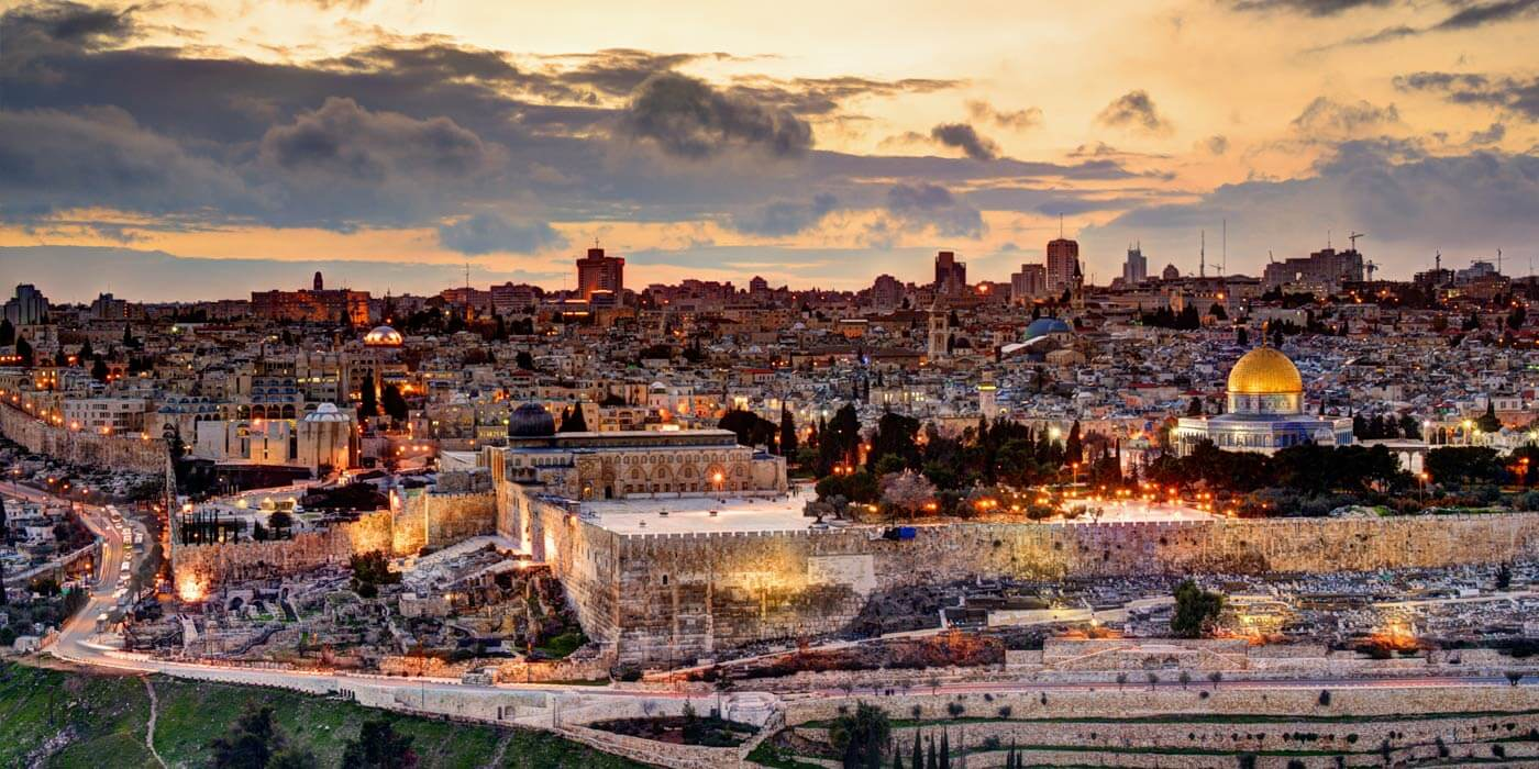Holy Land Tour Packages From Sri Lanka